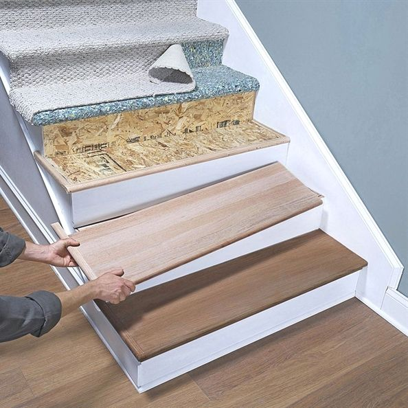 Shop RetroTread 11.5-in X 42-in Stair Tread At Lowes.com
