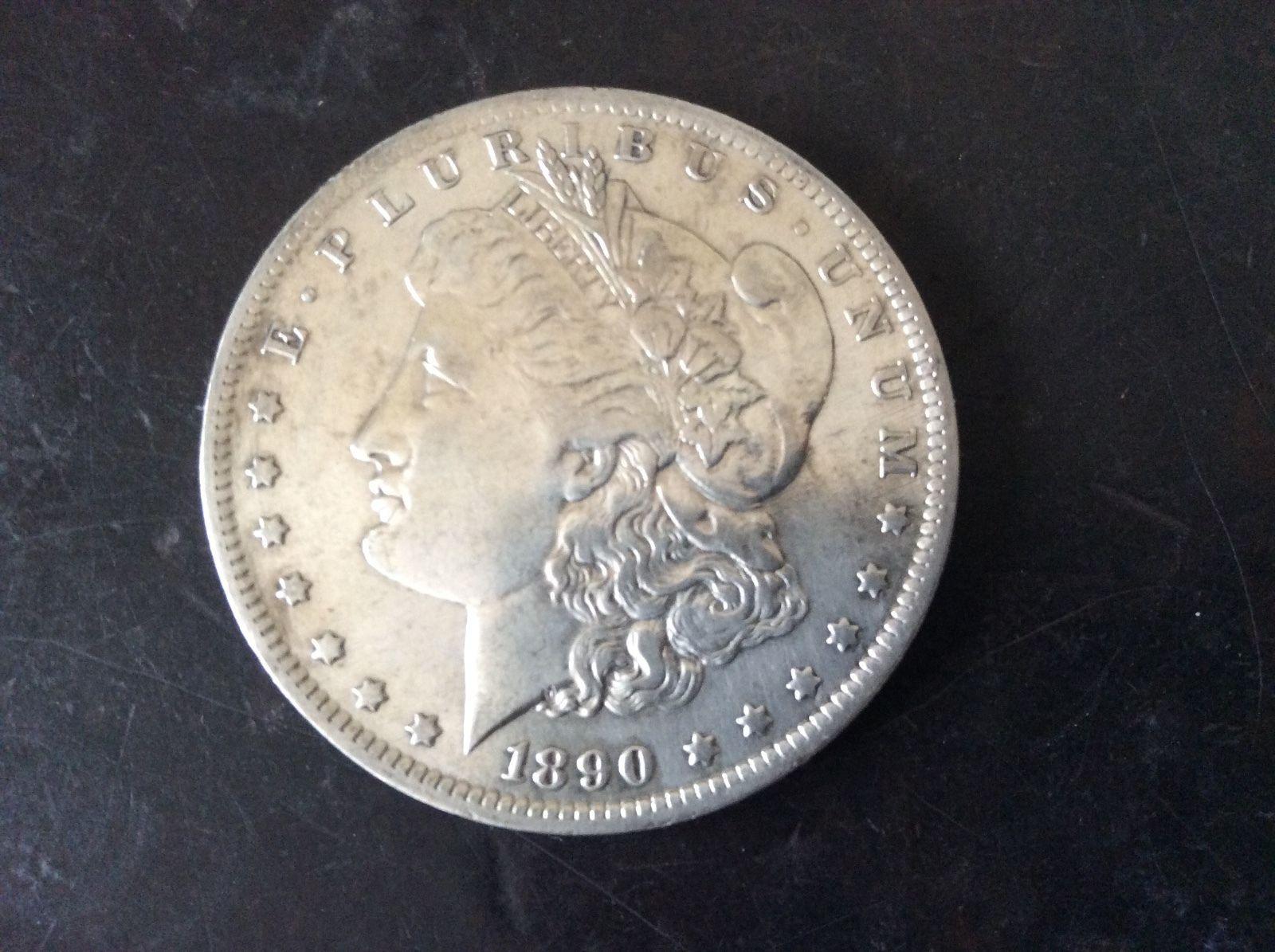 1890-O $1 Morgan Silver Dollar https://t.co/HrpGXOXLzf https://t.co/JCb8RgIryj