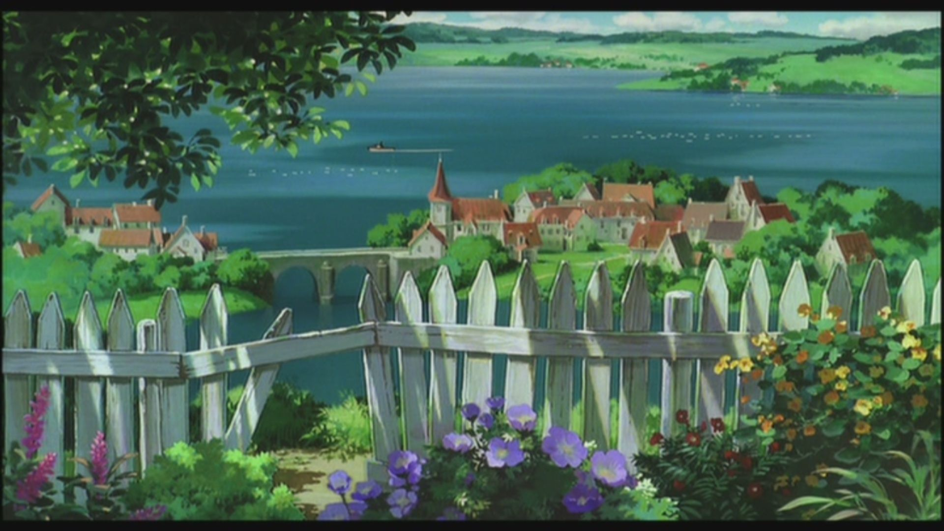 Studio Ghibli Backgrounds Bing images Structure