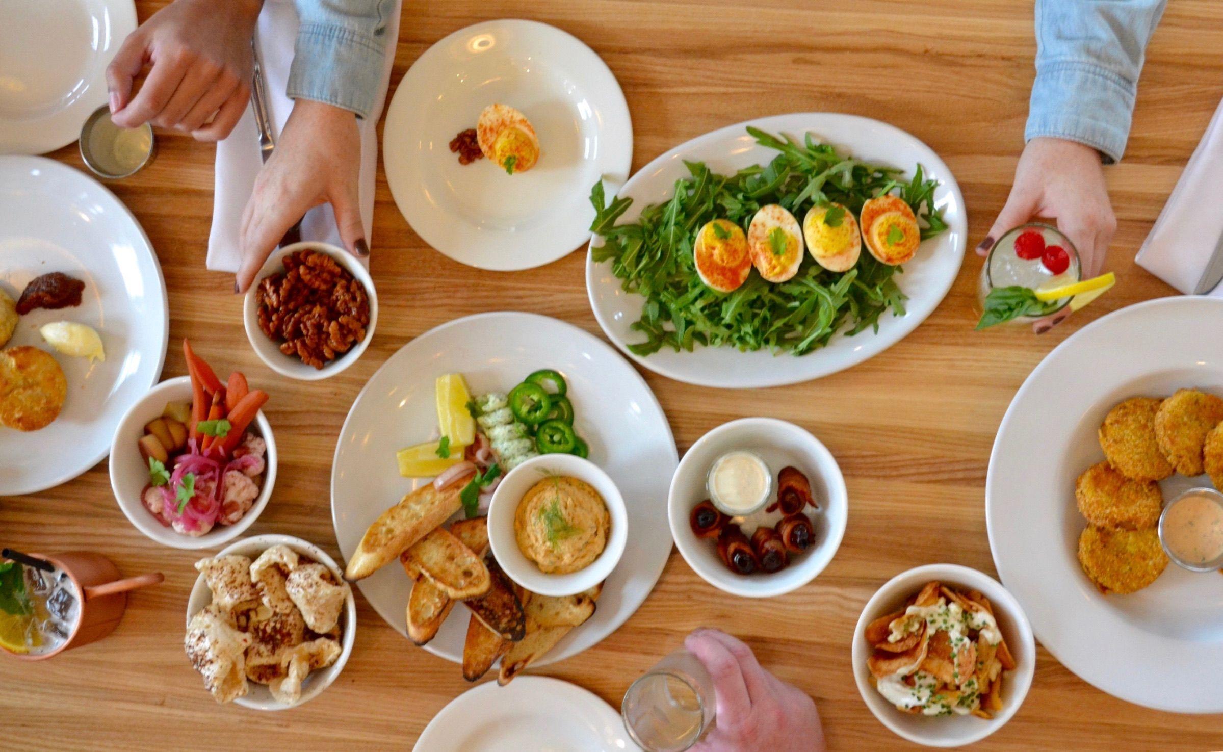 Colleens kitchen mueller restaurant food austin