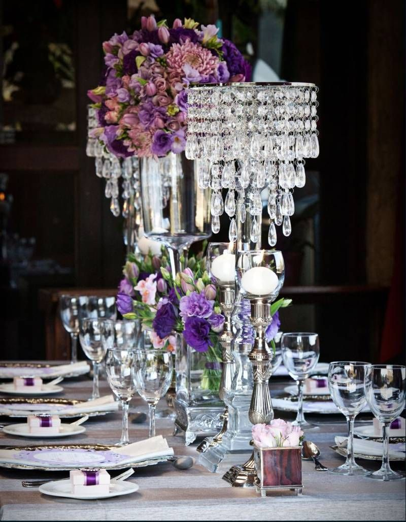 Tabletop chandelier centerpiece event centerpieces pinterest tabletop chandelier centerpiece arubaitofo Image collections
