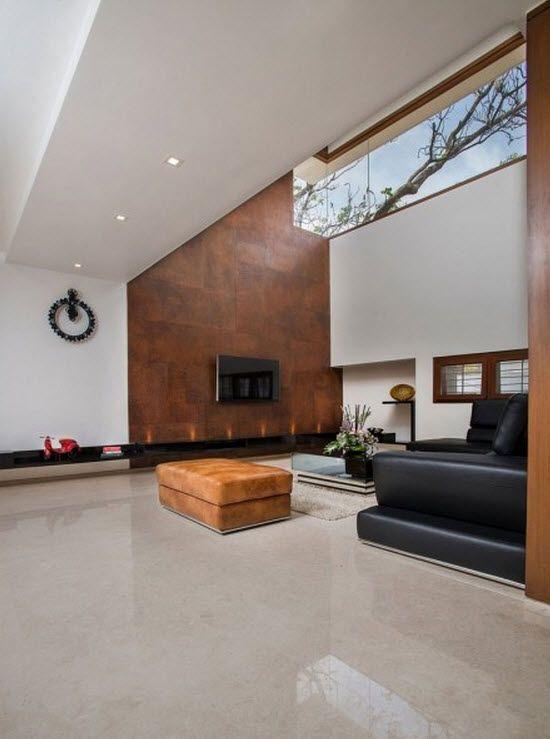 Diseño de planos de casa de tres pisos
