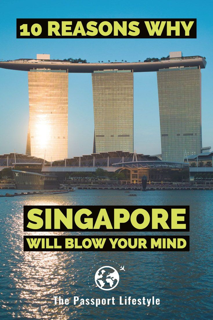 Why You Should Travel to Singapore | Singapore travel ...