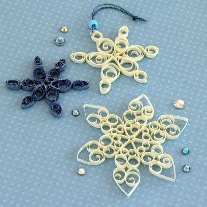 All snowflakes may look similar, but no two are exactly alike.