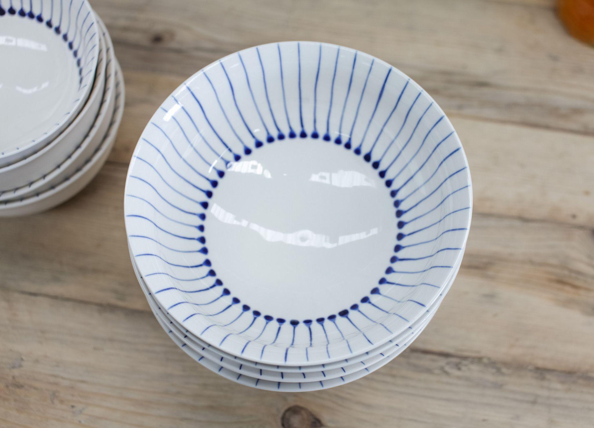 Nkuku Fair Trade Iba Ceramic Dishware Collection (Indigo)   Products ...