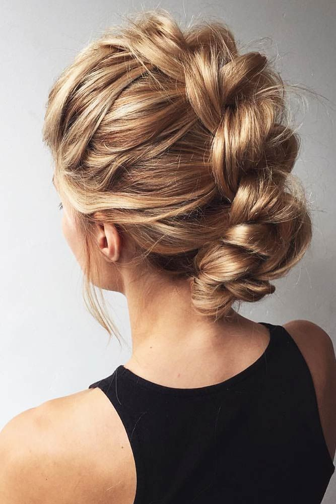 21 Lovely Medium Length Hairstyles To Wear At Date Night | Lovehairstyles Mohawk - Hair Beauty