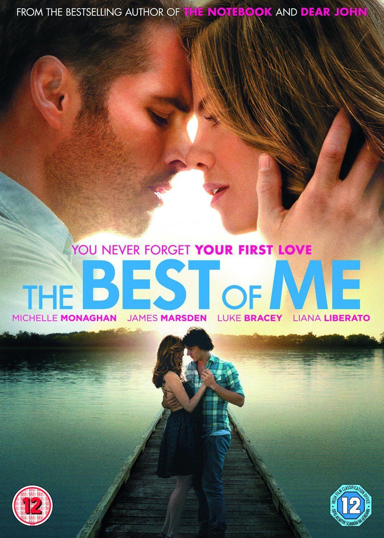 The Best Of Me [DVD] [2014]: Amazon.co.uk: James Marsden, Michelle Monaghan, Liana Liberato, Luke Bracey, Michael Hoffman: DVD & Blu-ray