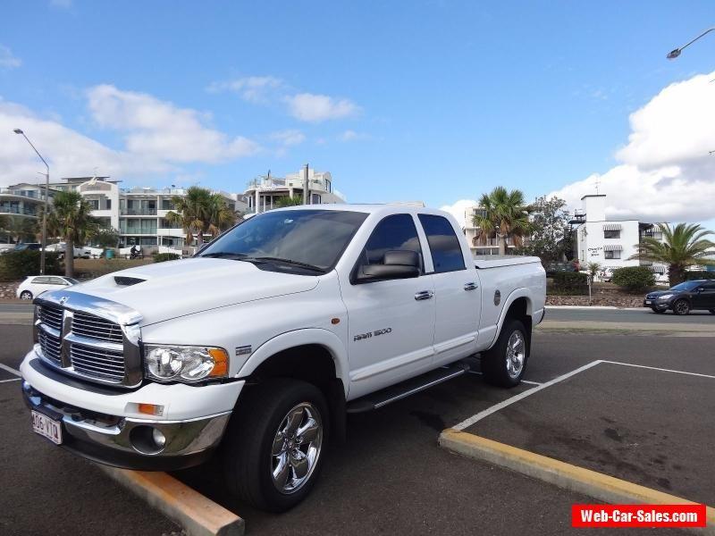 Dodge Ram 1500 Laramie Auto 4x4 5 7 Hemi Dodge 4x4 Forsale Australia Cars For Sale Dodge