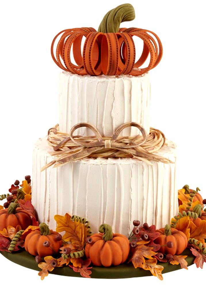Welcome to Our Home Autumn Cake -   10 cake Beautiful thanksgiving ideas