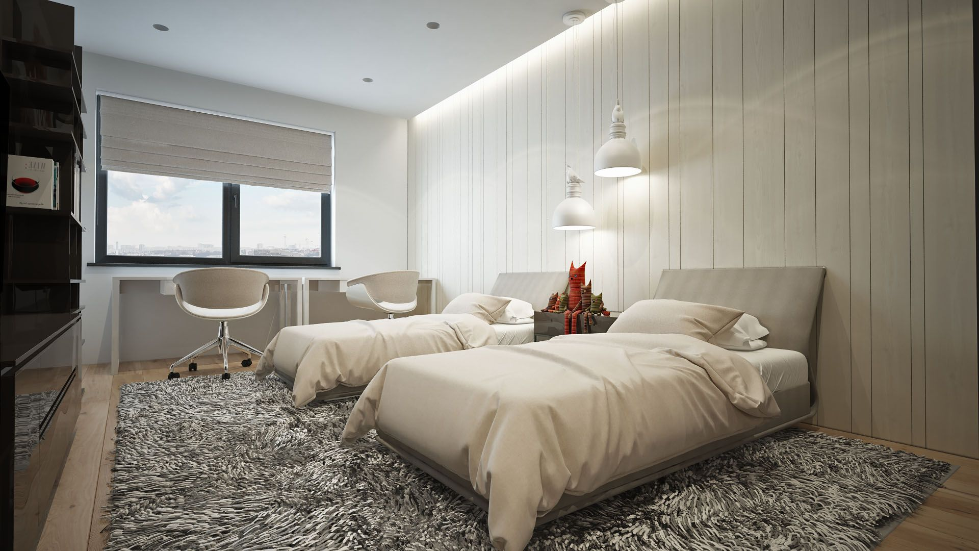 Guest Room Ideas Pictures: Creative-guest-room-design