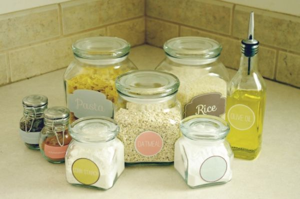 Amazing Some Of The Best Free Kitchen Label Printables Home Design Ideas