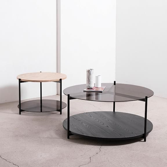 Meridian Glass Coffee Table