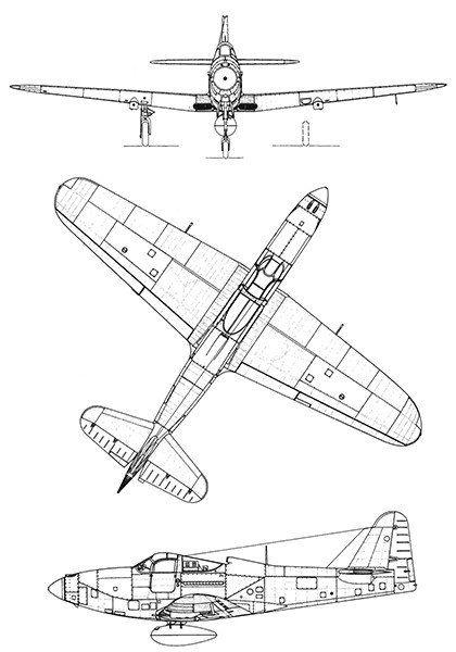 Bell P 63 Kingcobra