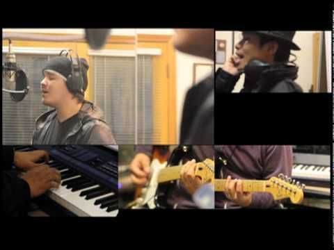 @JohnAkaJrow and @AngeloSoriano - Grenade by Bruno Mars (cover)