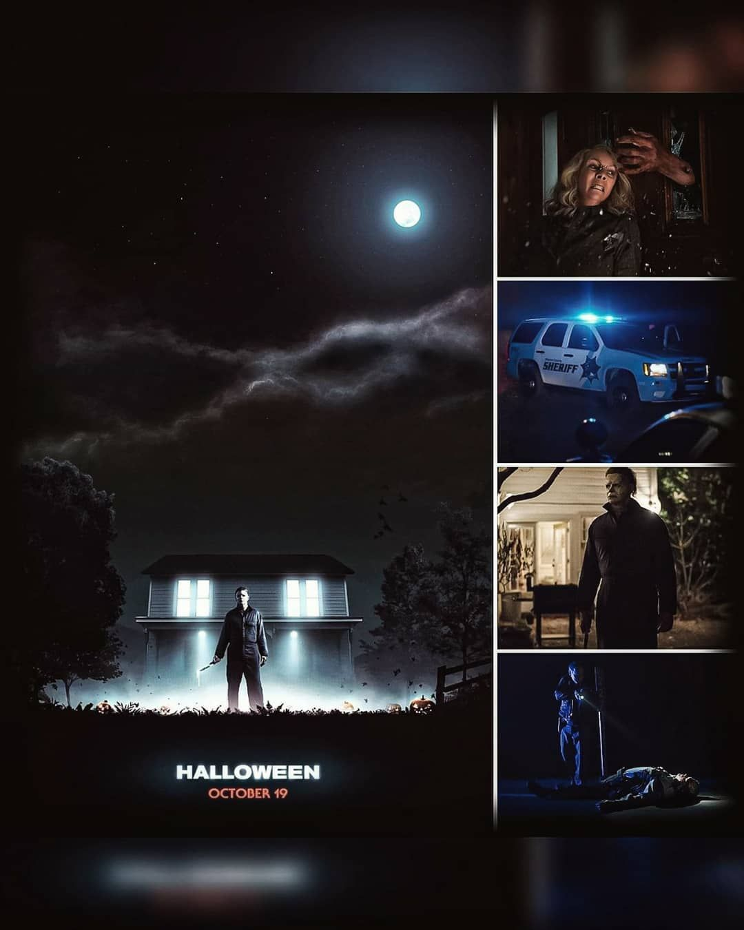 Old Hollywood October Halloween 2020 a Classic Hollywood Horror Movie Review by JJH Halloween