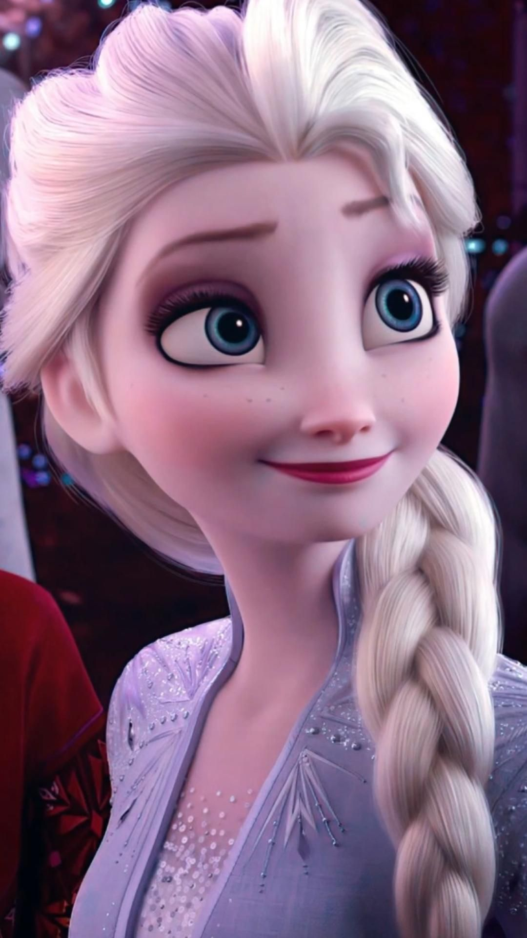"""""""Do you wanna build a snowman? It doesn't have to be a snowman"""" — Anna"""