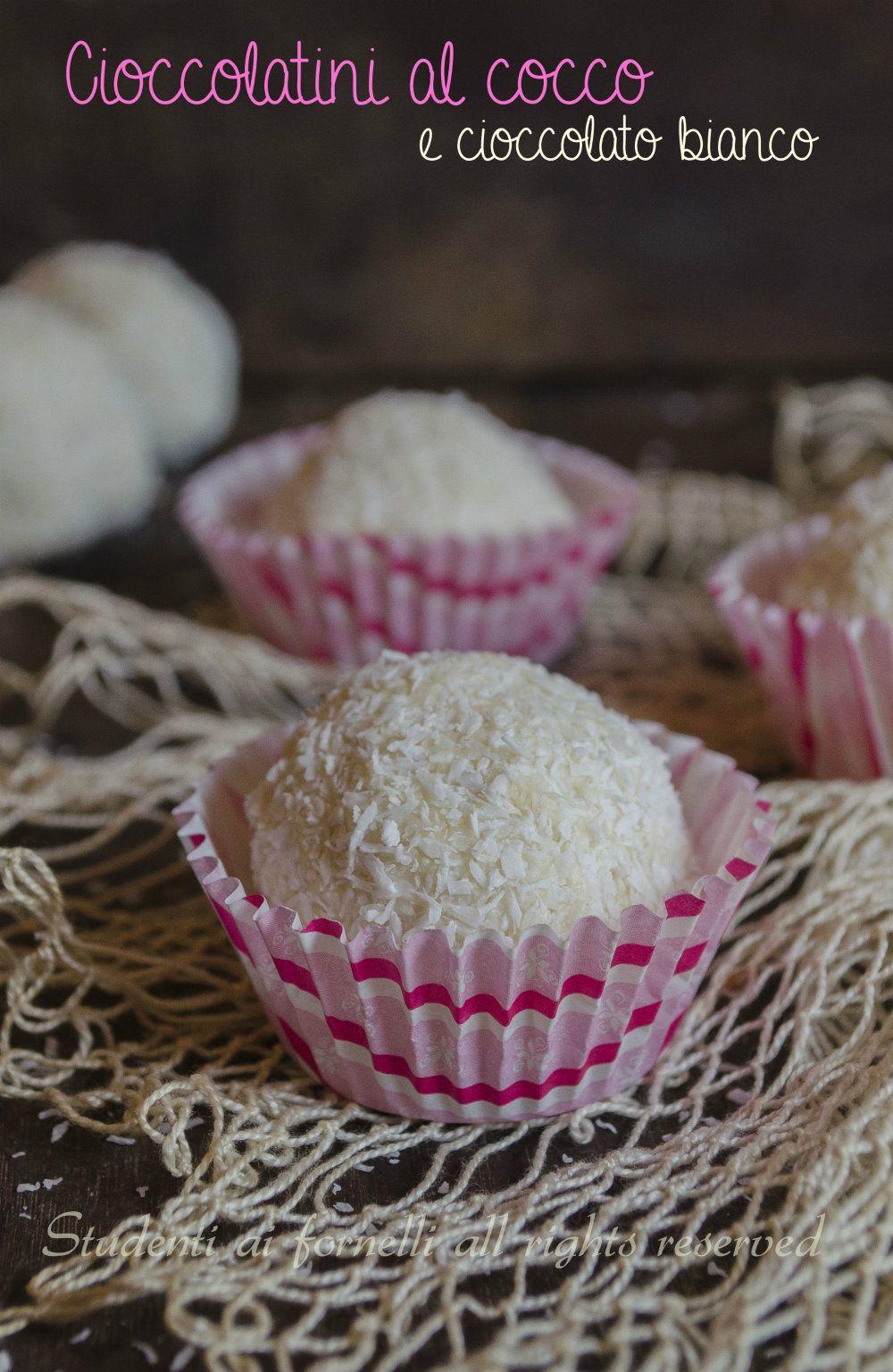 Ricetta Raffaello Wafer.Ricette E Idee Per Cucinare Studenti Ai Fornelli Cioccolatini Ricette Cocco