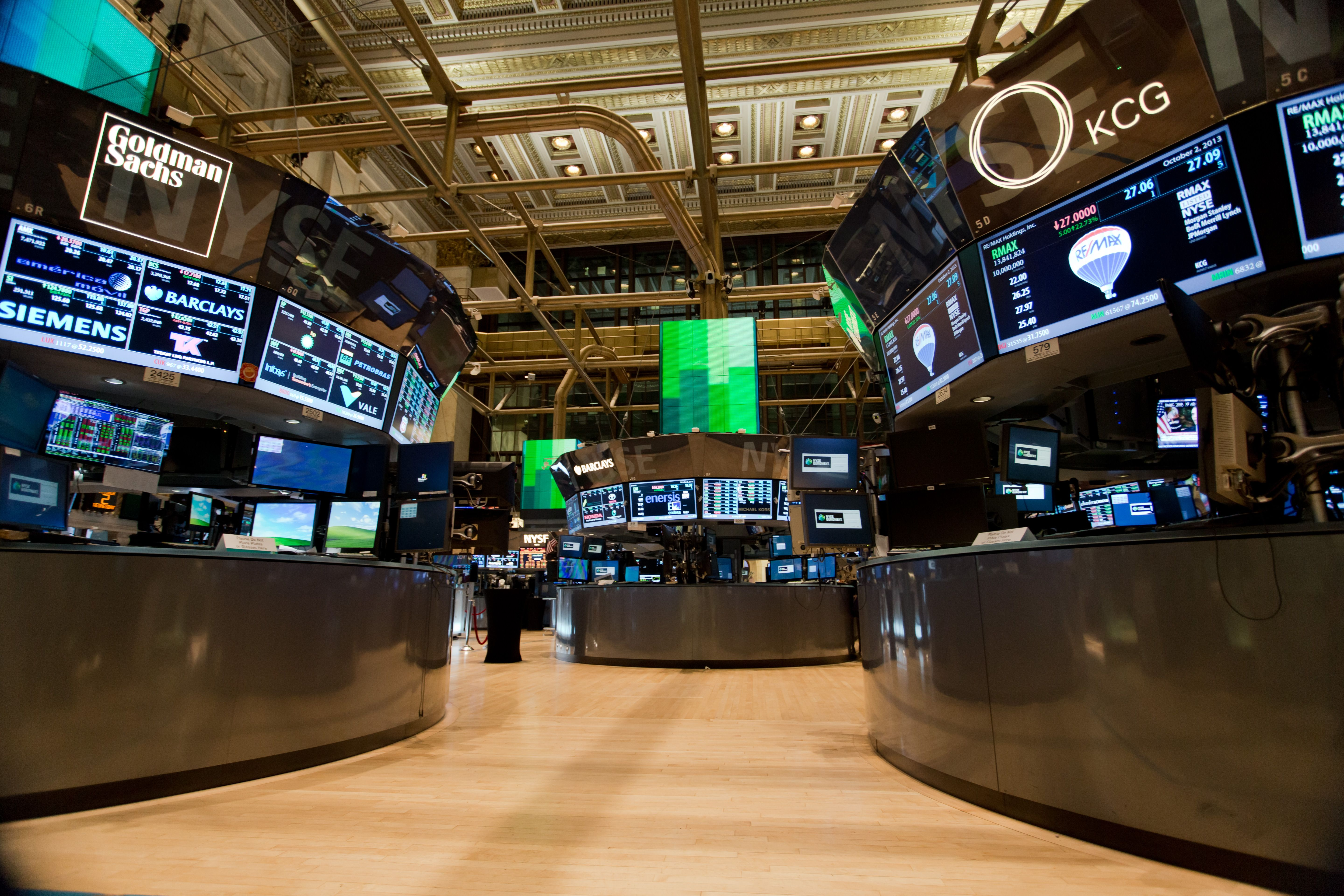 visit nyse trading floor