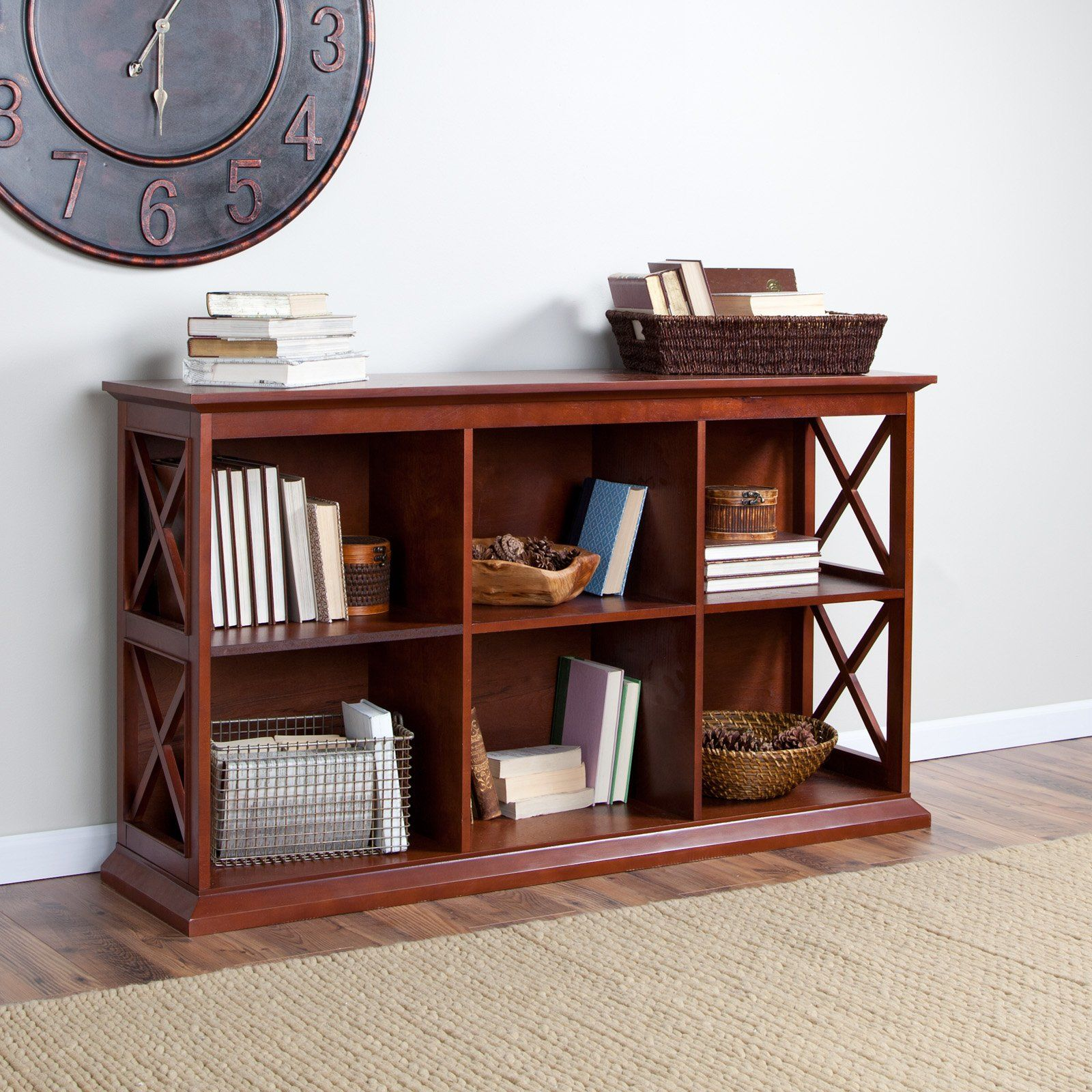 a oak belham tv table the hampton hayneedle exclusive stand black bookcases pin living bookcase