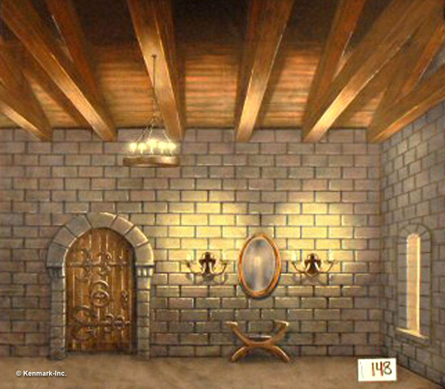 Castle Interior Design Set d148 castle bedchamber – tab | doll stuff | pinterest | backdrops