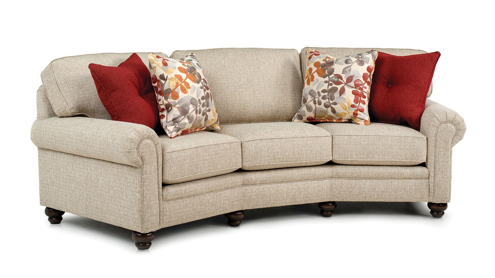 5000 Series Smith Brothers Of Berne Conversation Sofa Smith Brothers Furniture Furniture