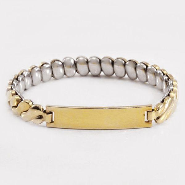 """Darling Vintage 10K Gold-Fill """"Sweetheart"""" Bracelet"""