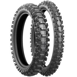 Bridgestone Battlecross X30 100 90 19 Intermediate Rear Tyre Bridgestone Bridgestone Tires Tire