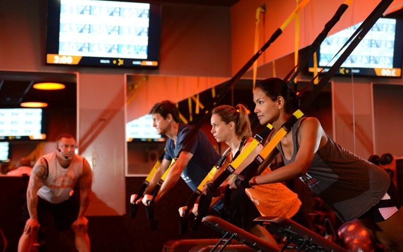 5 of the best gyms in the heart of atlanta orange theory