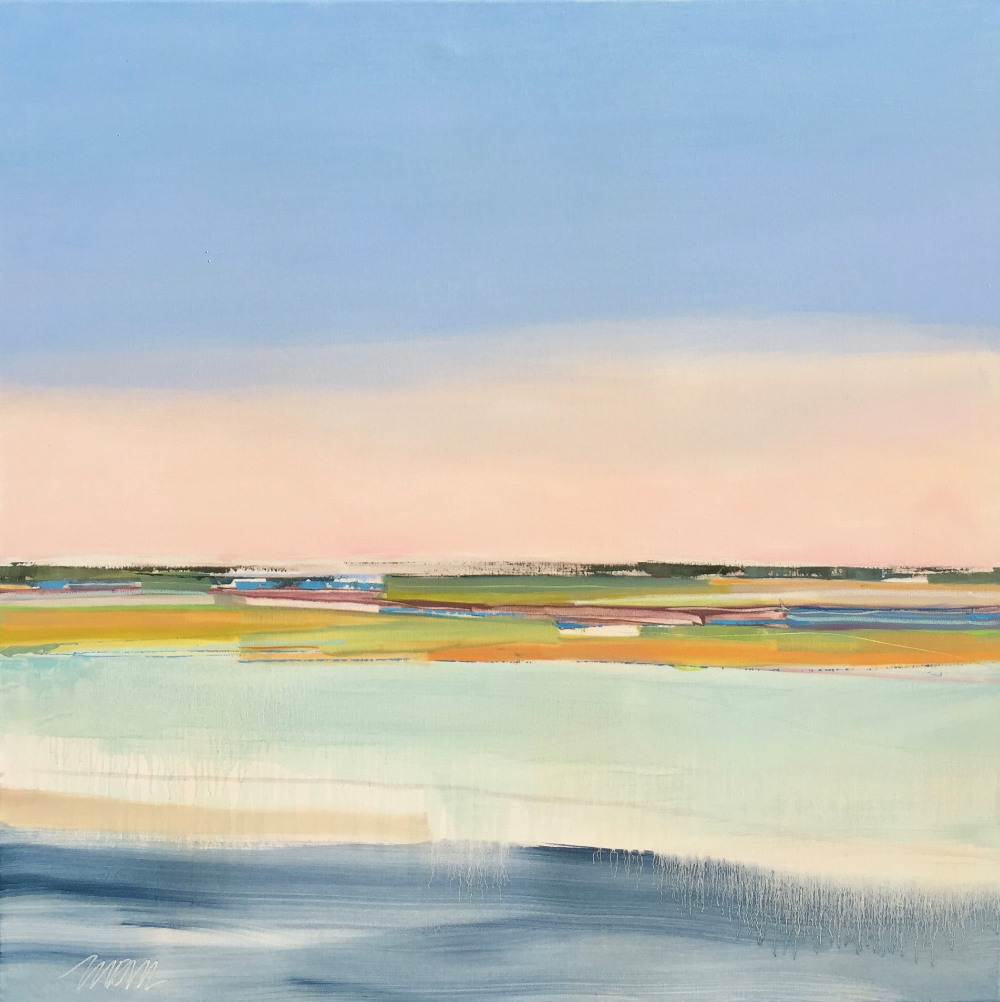 Landscapes — Mary Rountree Moore in 2020 Abstract