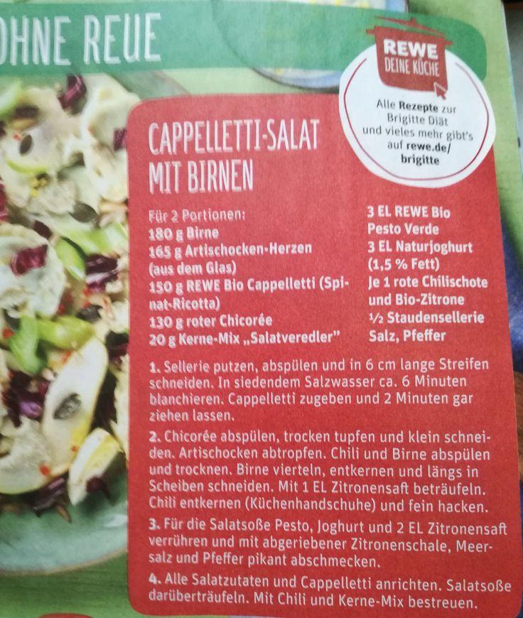 Brigitte Rezepte De ein salat ist im winter sehr lecker mehr rezepte bei rewe de