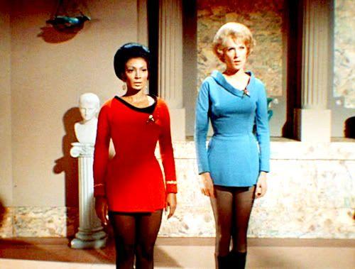 Image result for women of star trek the original series