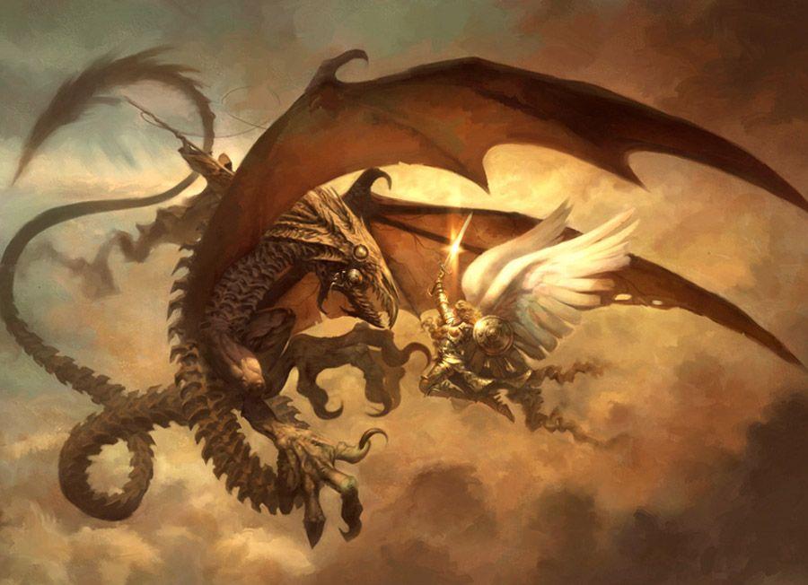 Los Dragones Tienen Un Significado Espiritual En Varias Religiones O