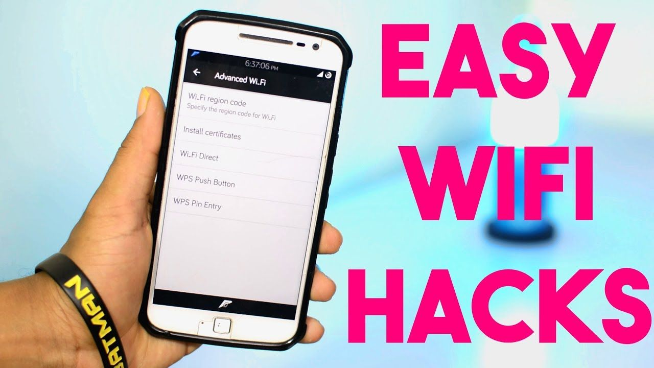 How To Connect To WIFI Without Password + Find The