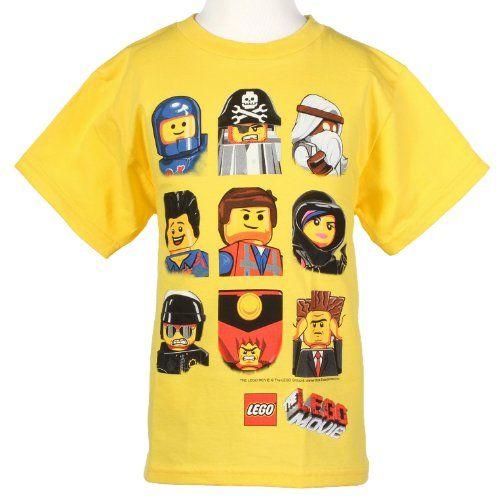 Lego Movie Boys T-Shirt