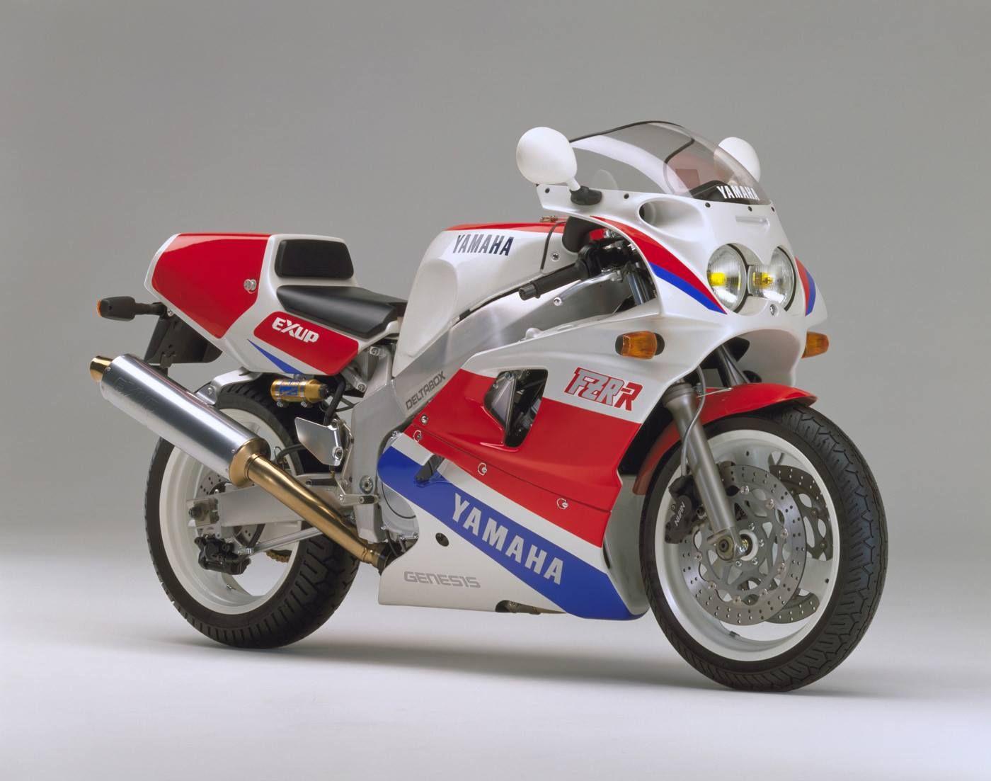 Yamaha fzr 750 R Ow01 1989