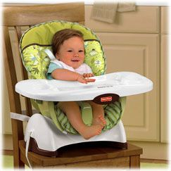 spacesaver high chair - fisher-price. the space saver high chair