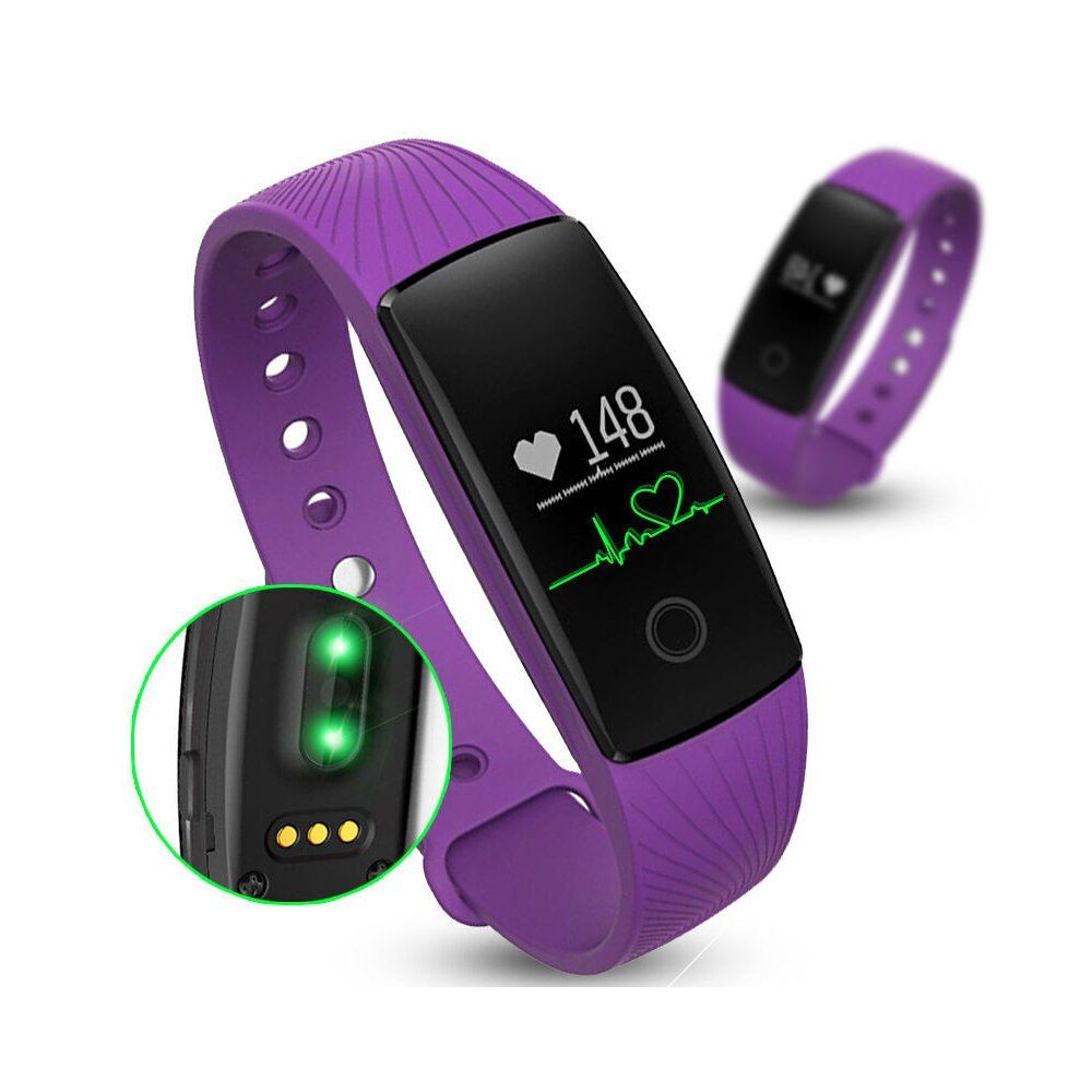 Fitness Tracker Heart Rate Monitor, Aihontai ID107 Fitness