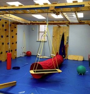 staging ideas for sensory gyms  sensory rooms therapy