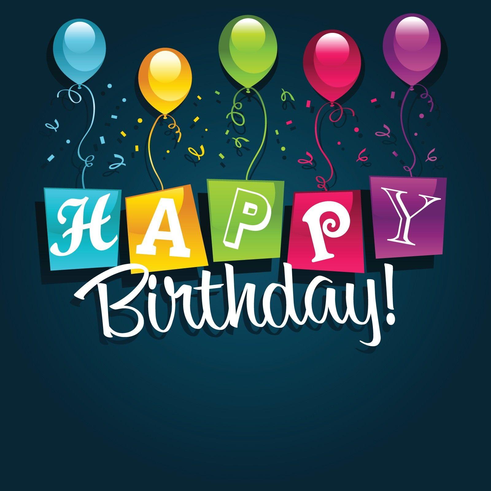 Поздравительную открытку с днем рождения владимир