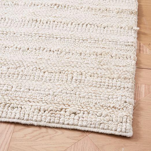 Stitched Mix Sweater Rug Ivory Rugs Decor Modern Furniture