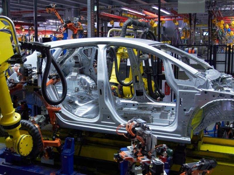 A historically strong September but not for GM and Ford ...