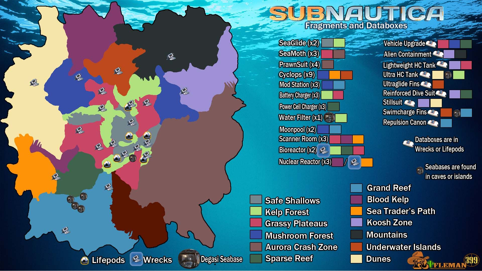 Crater Map Subnautica Wiki Fandom Accurate World Map Map Subnautica Base The scanner room's scanning doesn't exclude collected objects this is a biggie. crater map subnautica wiki fandom