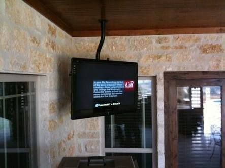 Image Result For Ceiling Hung Tv Ceiling Tv Outdoor Tv Cabinet Patio Tv
