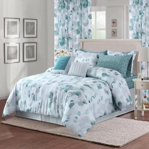 Crumbley Reversible Comforter Set Comforter Sets Queen Comforter Sets Twin Comforter Sets