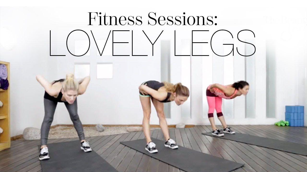 #FitnessSessions Lovely Legs: ¡The Beauty Effect se pone fit! Este es el segundo de una serie de ejercicios para ponerte fit. Con este video vas a poder trabajar las piernas. Todos los ejercicios los puedes hacer desde tu casa.
