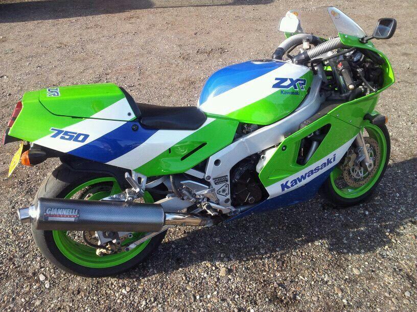Kawasaki Zxr Zxr Stinger Pinterest Motorbikes And Cars