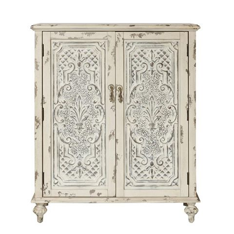 Shabby Chic Dresser, Furnitureland In Pulaski