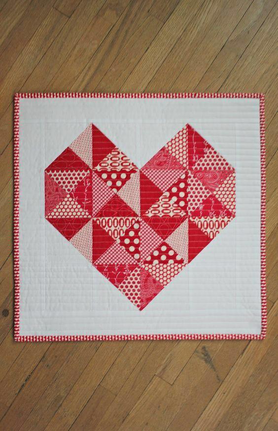 Free Mini Quilt Patterns Quilts Pinterest Mini Quilt Patterns