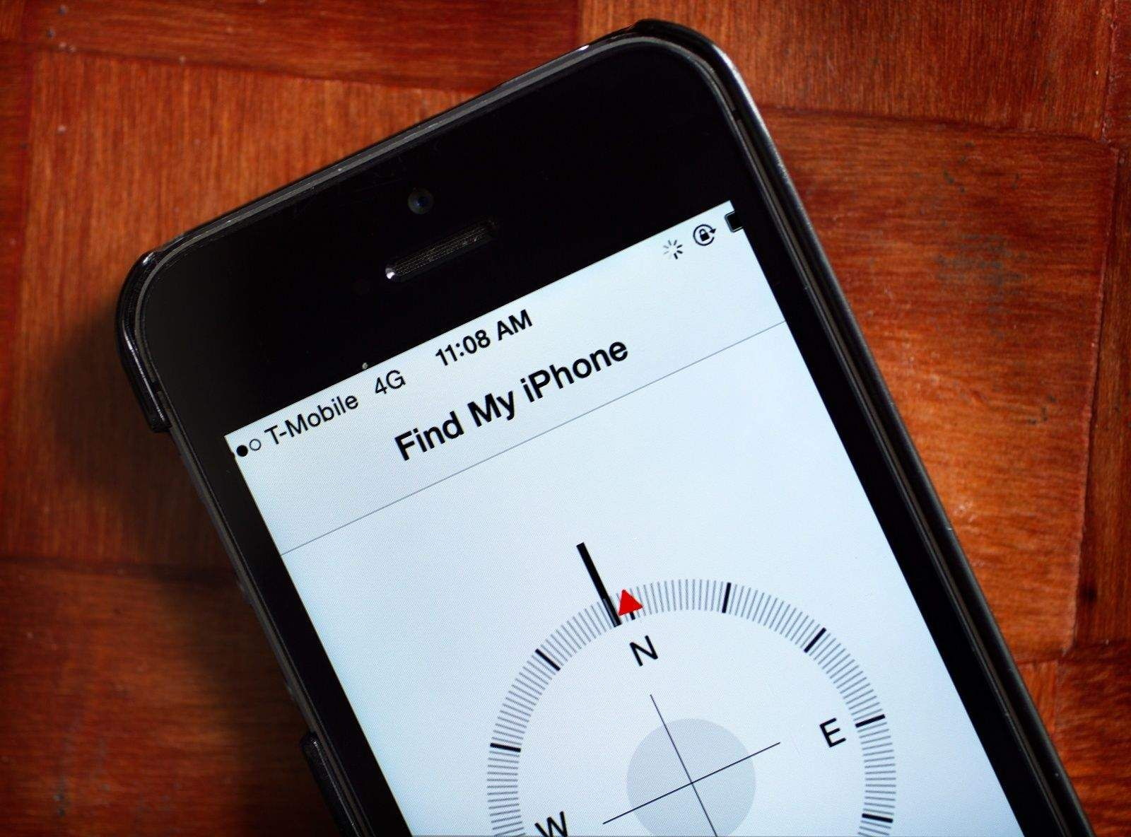 Find my iphone tracks down possible armed mugger iphone