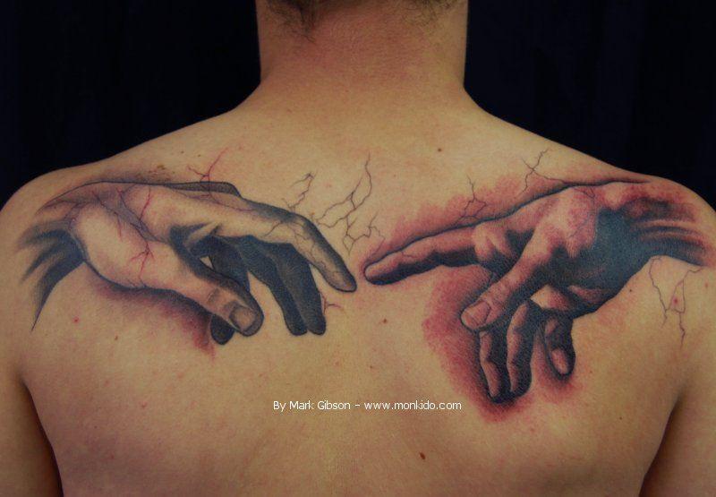 michelangelo tattoo - Pesquisa Google